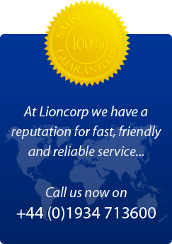 Lioncorp-parts Fast Friendly Reliable Service